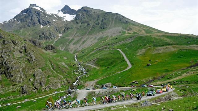 Вертикаль. Альп-д'Юэз, Мортиролло и еще 8 крутейших подъемов в истории велоспорта