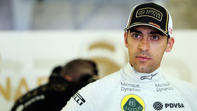 Maldonado ne pilotera pas pour Renault