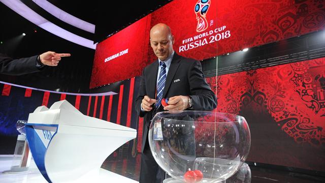 Les groupes de la coupe du monde seront tir s selon le classement fifa coupe du monde 2018 - Le classement de la coupe du monde ...