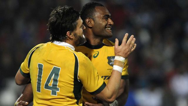 En battant l'Argentine, l'Australie s'offre une finale contre les All Blacks