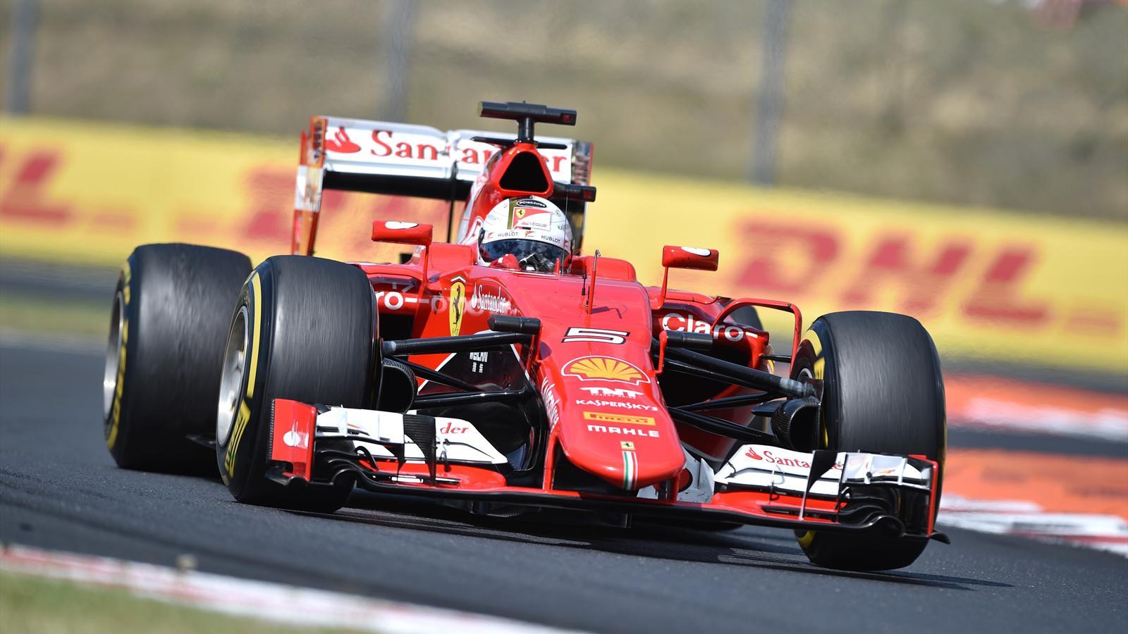 Vettel vainqueur les mercedes dans tous leurs tats une vraie course de dingues grand - Formule vitesse de coupe ...