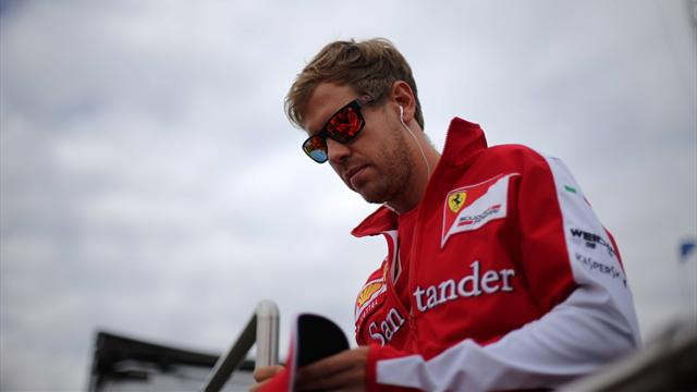 Vettel zaferi Bianchi'ye adadı
