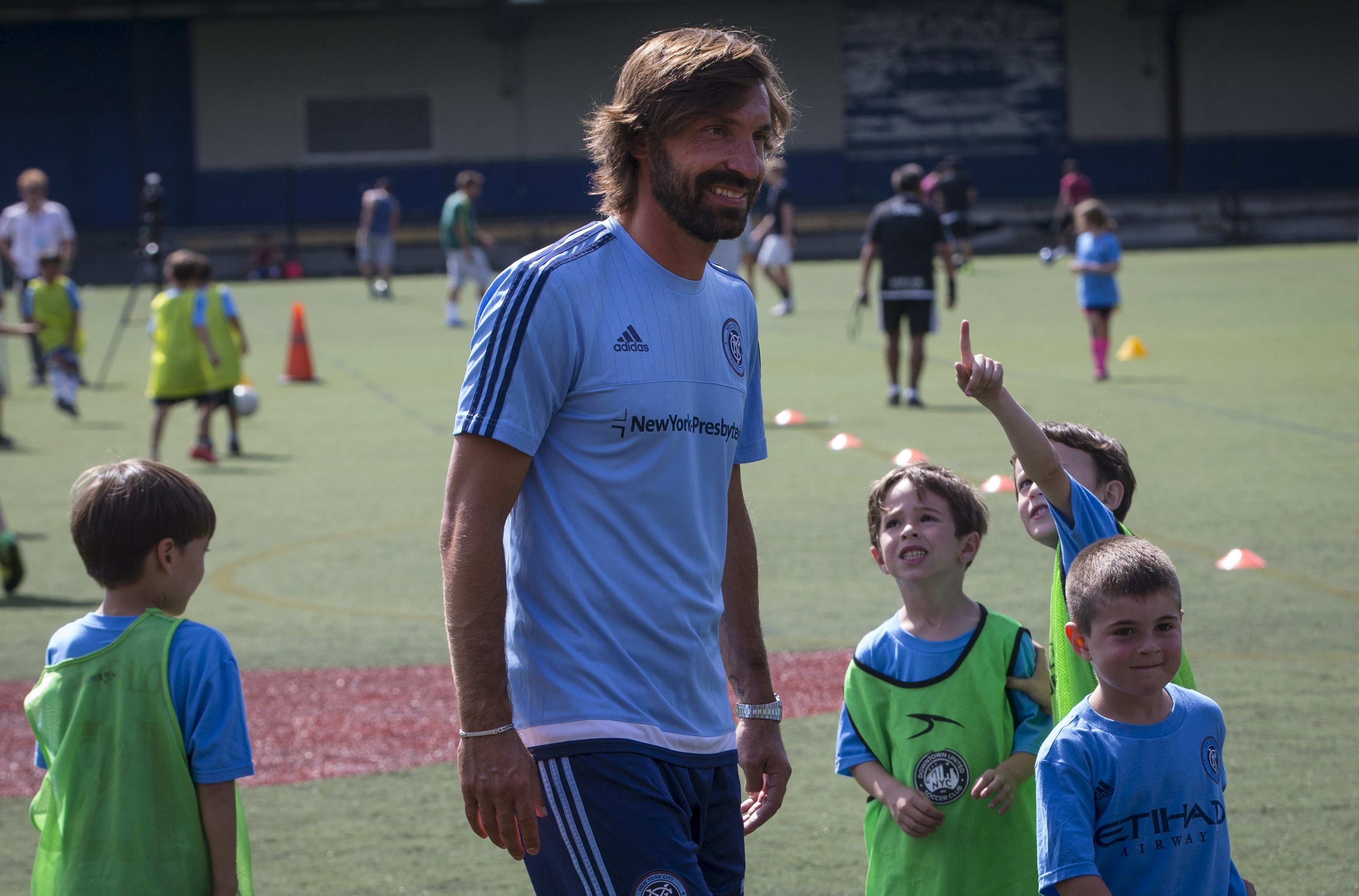 2015, MLS, New York City FC, Andrea Pirlo (LaPresse)