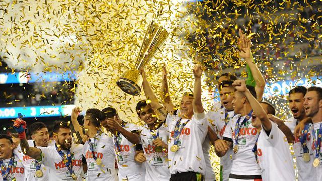 Gold Cup: Mexiko schlägt Schäfers Jamaikaner