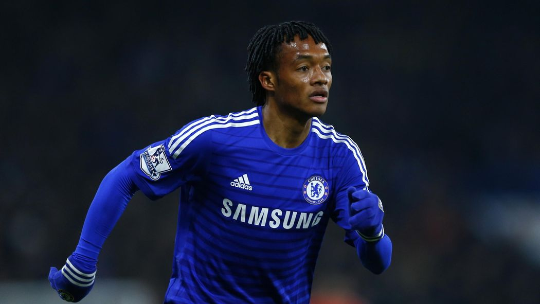 official photos 7f982 0a234 Antonio Conte: Juan Cuadrado to return to Chelsea after ...