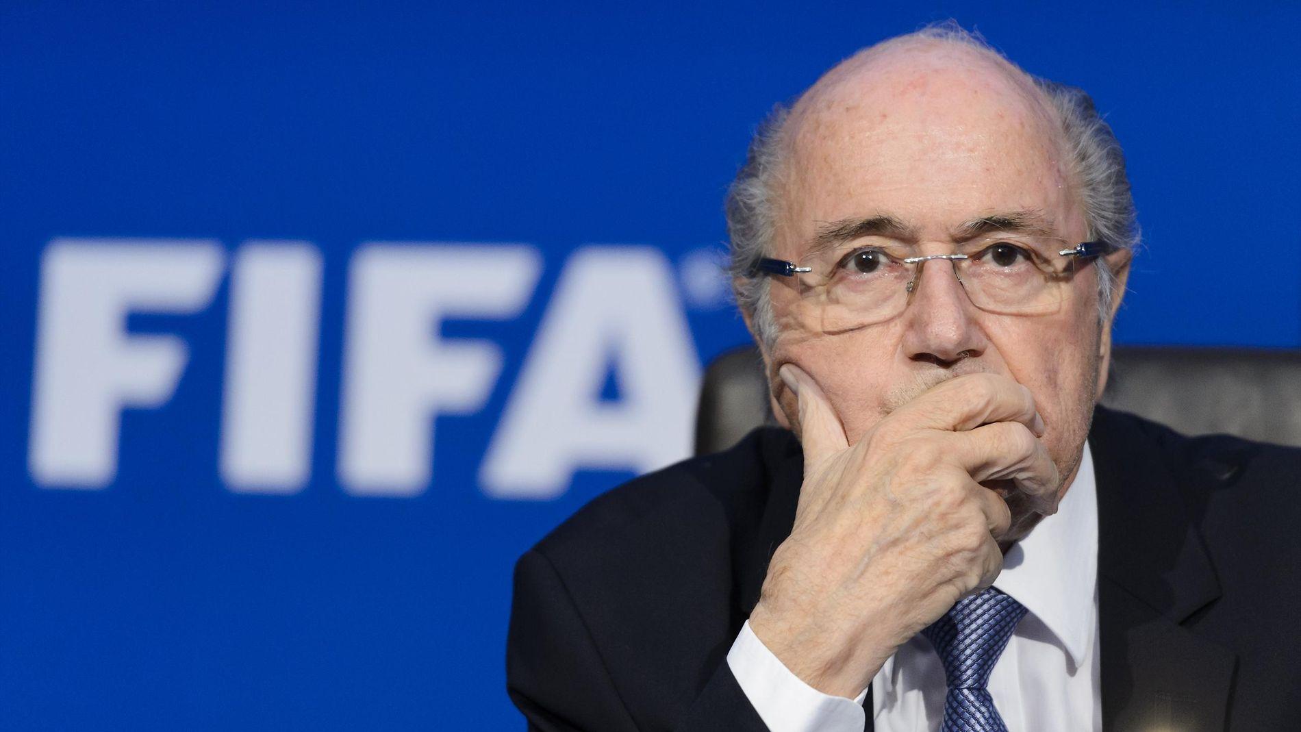 Victime du stress, Blatter est hospitalisé