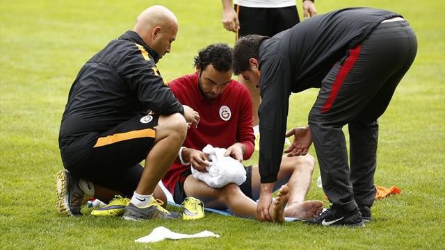 Selçuk ve Semih Galatasaray teknik heyetini korkuttu