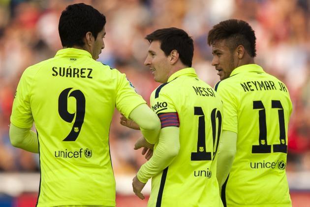 سواريز يعترف بتراجع برشلونة-كرة القدم