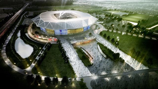 Pour entrer dans le gotha européen, l'OL compte plus que jamais sur son Grand Stade
