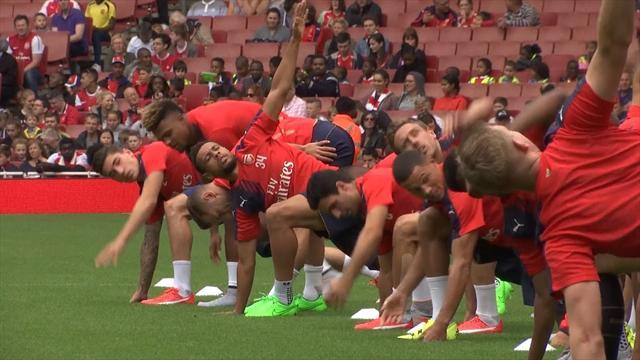 Après une préparation sans faute, Arsenal vise le Community Shield