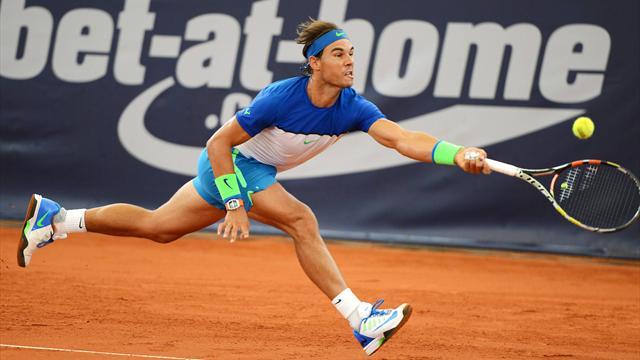 Pour son retour, Nadal se rassure et domine Verdasco