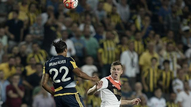 Porto, Bruno Alves'i Fenerbahçe'den istedi