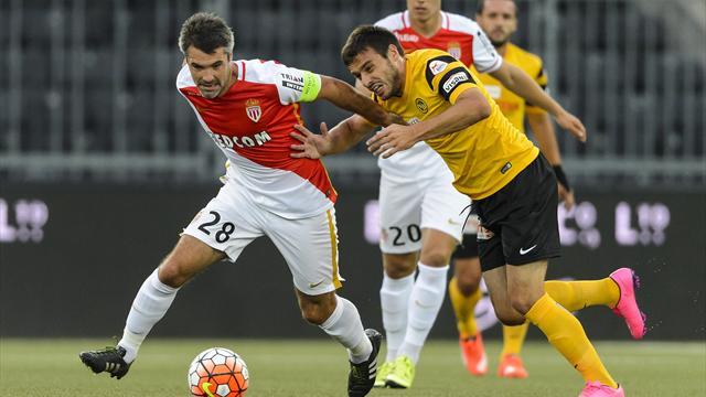 En 11 minutes, Monaco a fait plier Berne