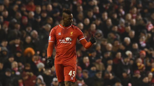 Einer unter vielen: Beim FC Liverpool wurde Mario Balotelli bisher nicht glücklich