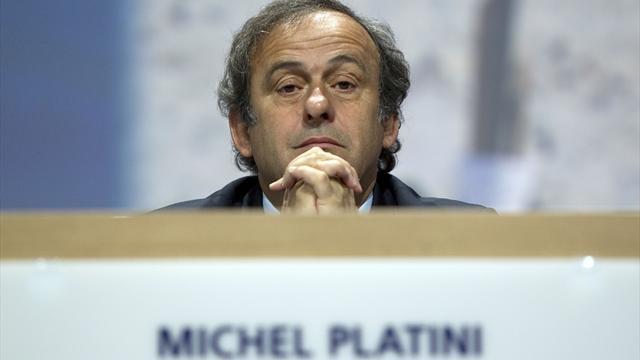 Platini sera bien candidat à la présidence de la FIFA