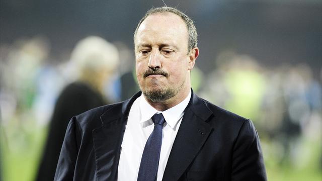 Marcа: «Реал» уволил Бенитеса