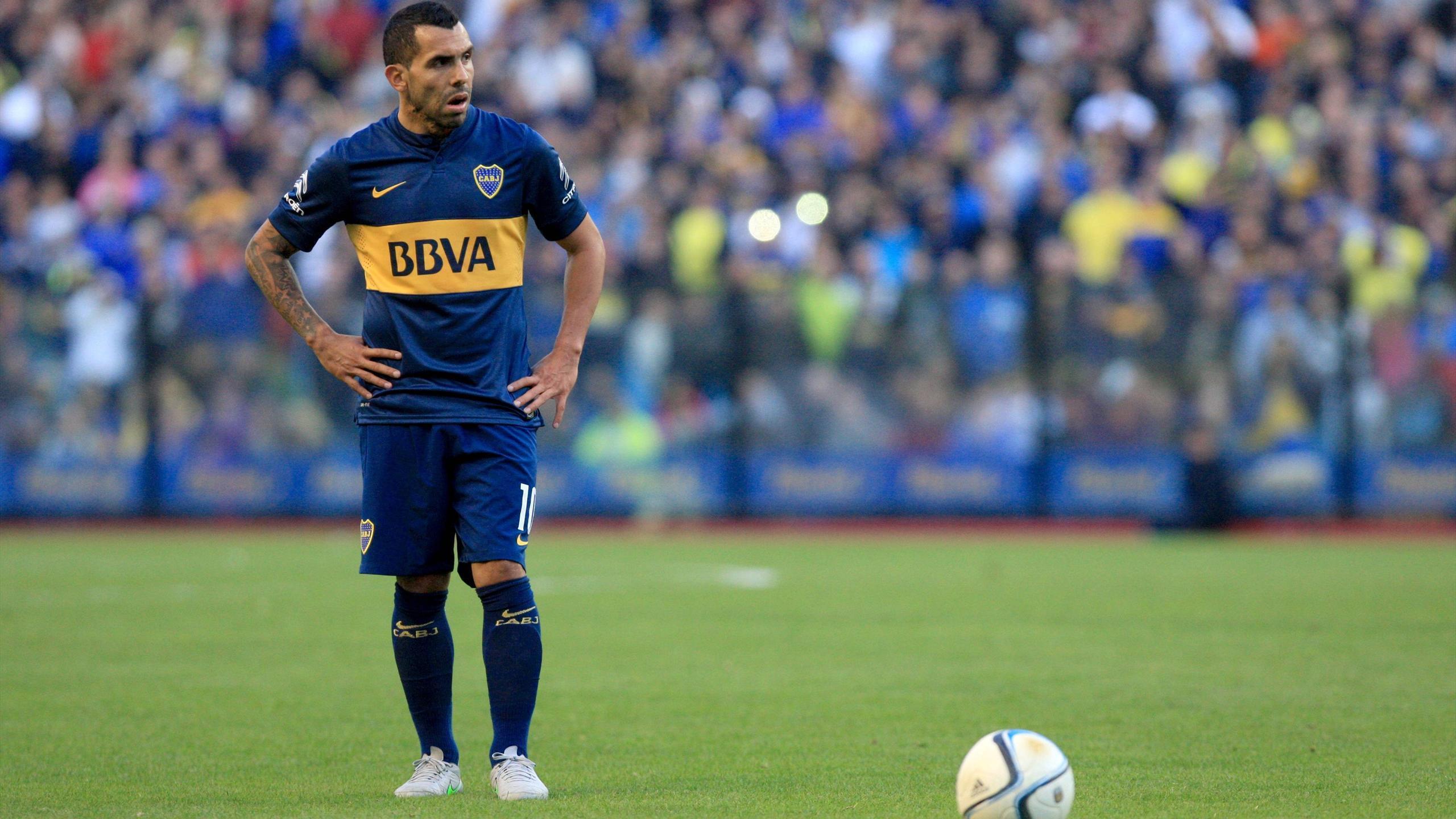 Carlos Tevez (Boca Juniors)