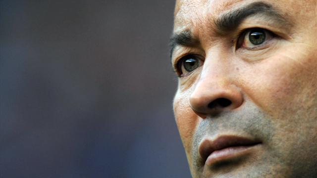 Pour Eddie Jones, la finale sera Angleterre-Afrique du Sud et la France même pas outsider
