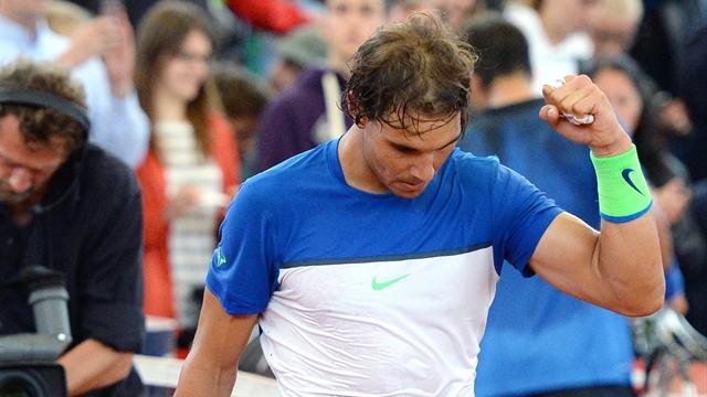 Nadal grappille une place au classement ATP