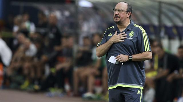 Benitez a napoli ho fatto il massimo vincendo 2 trofei for Intervista benitez