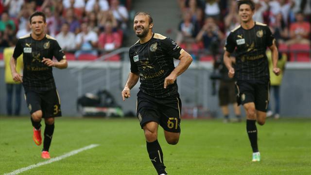 Онлайн Рубин - Штурм Грац - Лига Европы УЕФА - 6 августа 2015