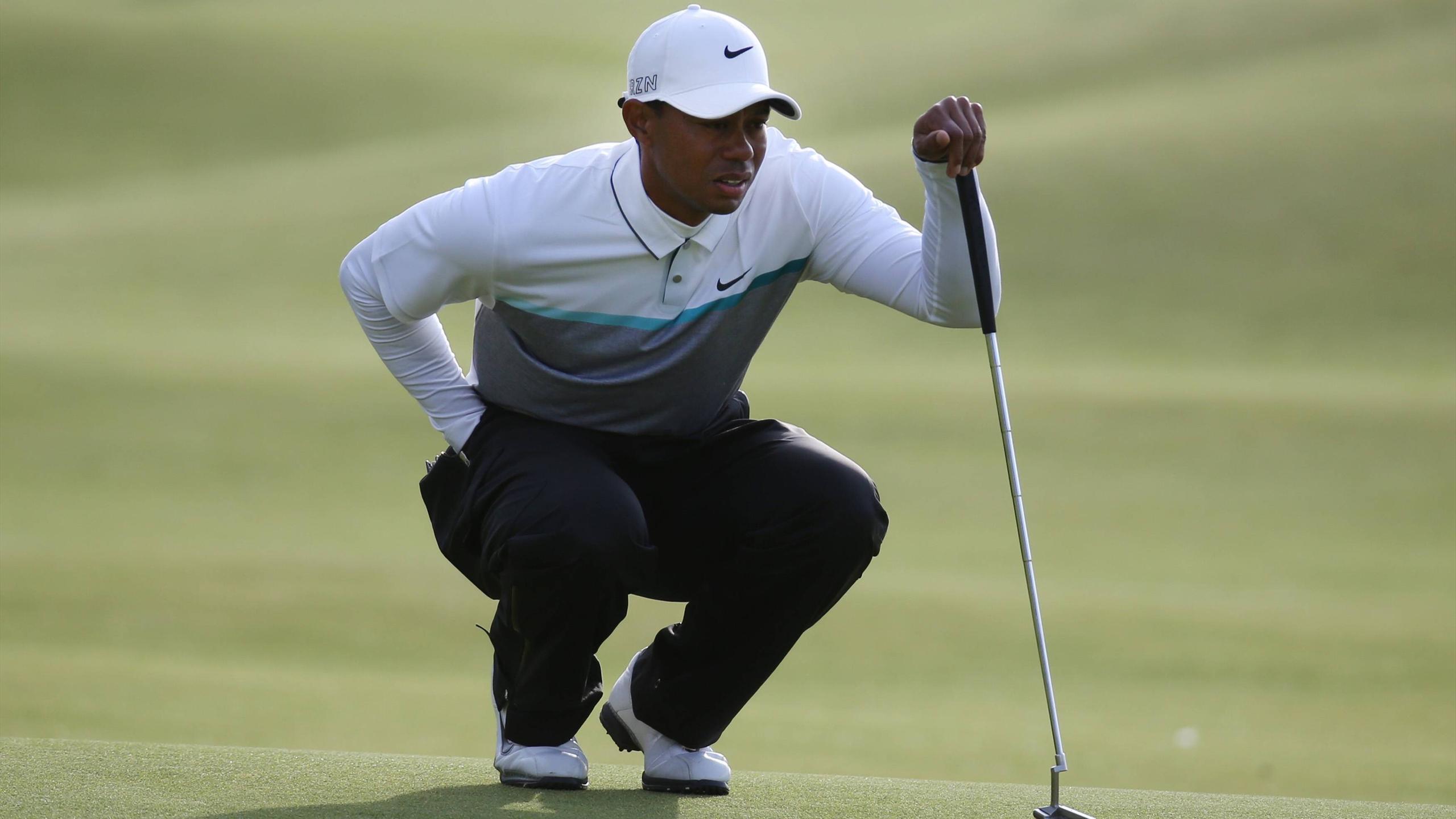 Kämpfte sich in das Turnier in Virginia: Tiger Woods