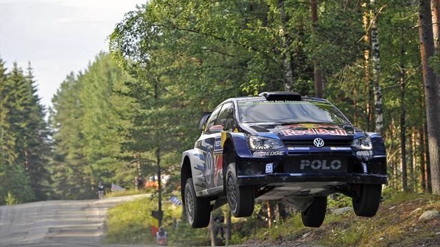 Jari-Matti Latvala clinches Rally Finland victory