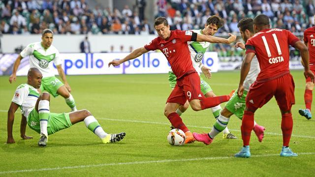 El Bayern pierde su primer título de la temporada en los penaltis ante el Wolfsburgo