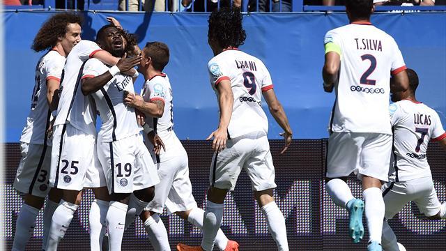 «ПСЖ» выиграл Суперкубок Франции