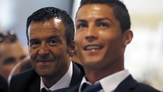 Ronaldo'nun yolsuzluk davasına Jorge Mendes de dahil oluyor