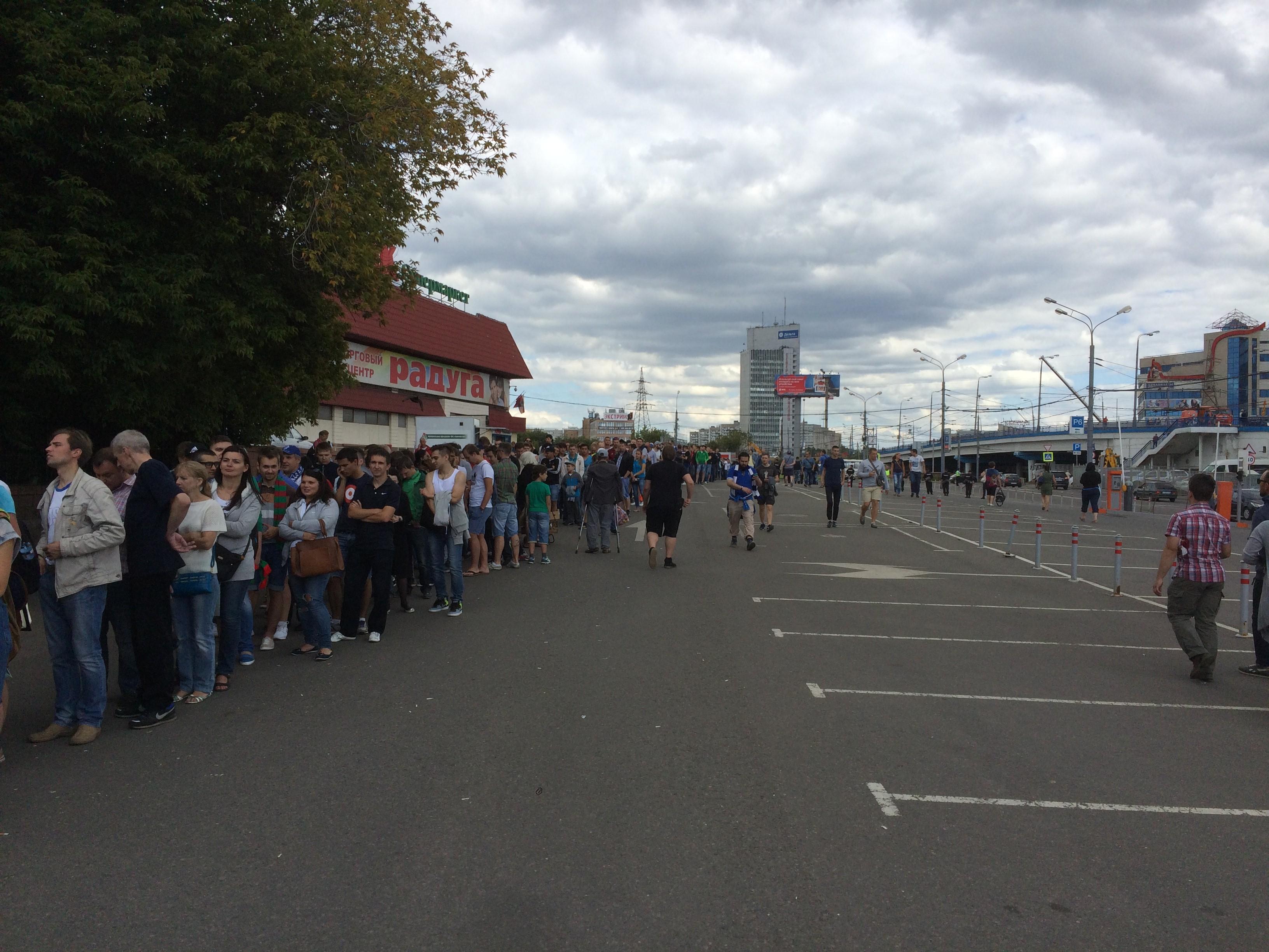 5 вещей с матча «Локомотив» – «Динамо», которые не показали по телевизору