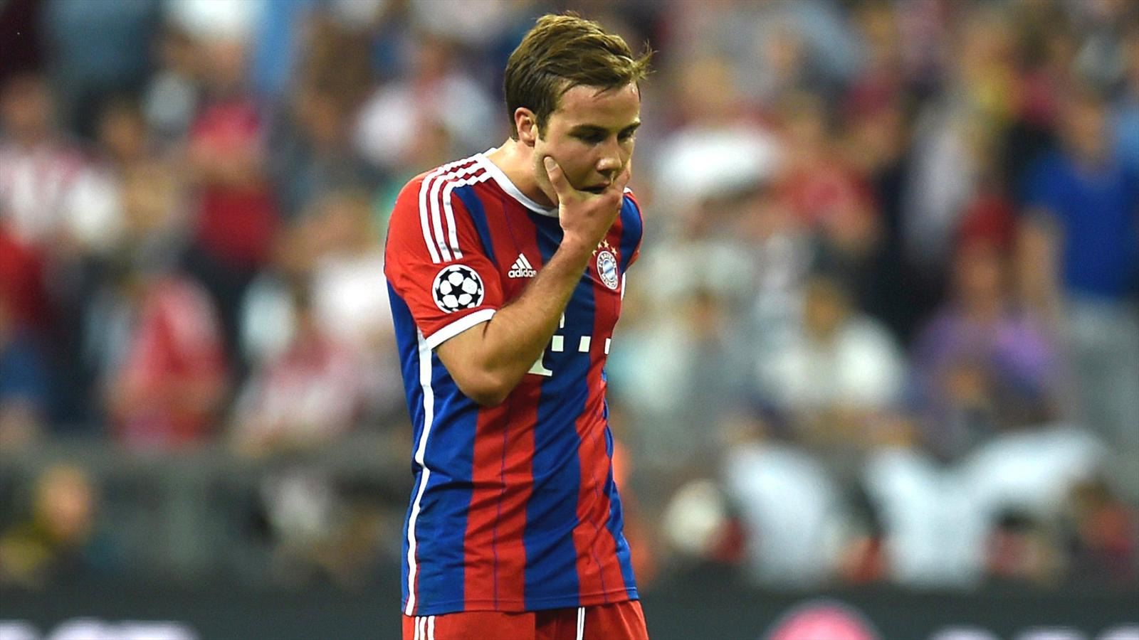 Mario Gotze makes open plea to leave Bayern but where to