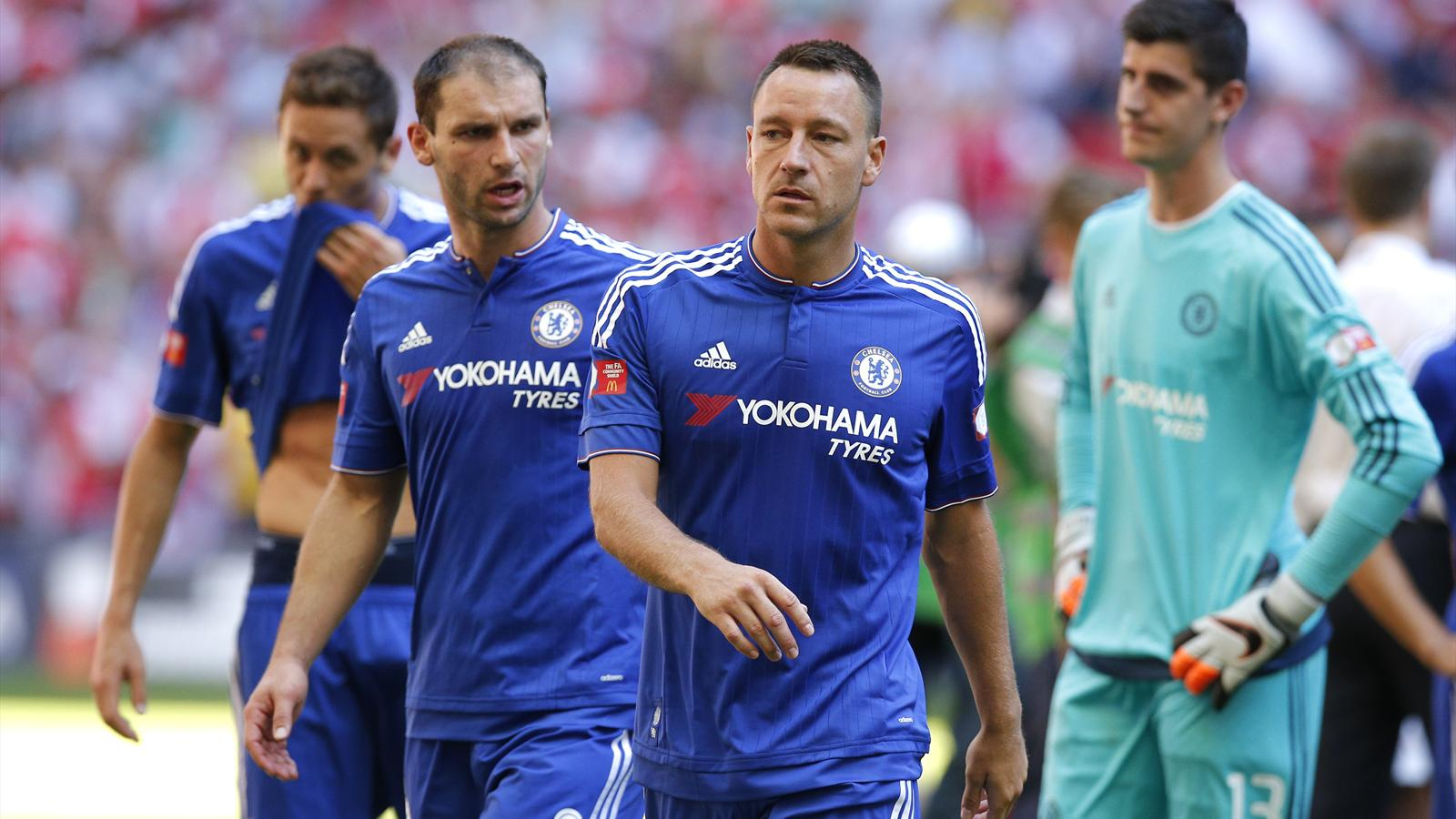 John Terry Losing To Arsenal In Community Shield Means Nothing