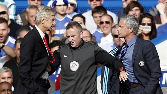 Wenger: I'm not going to read Mourinho's book