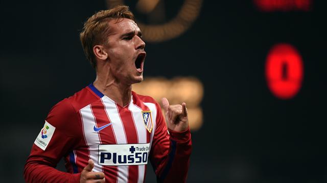 L'Atletico Madrid gagne sur la pelouse du FC Séville avec un grand Griezmann (0-3)
