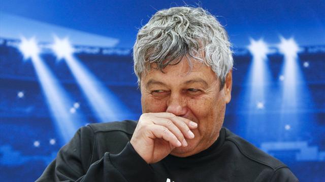 Lucescu söylentileri kısa sürede bitti: Rumen teknik adam Zenit'te