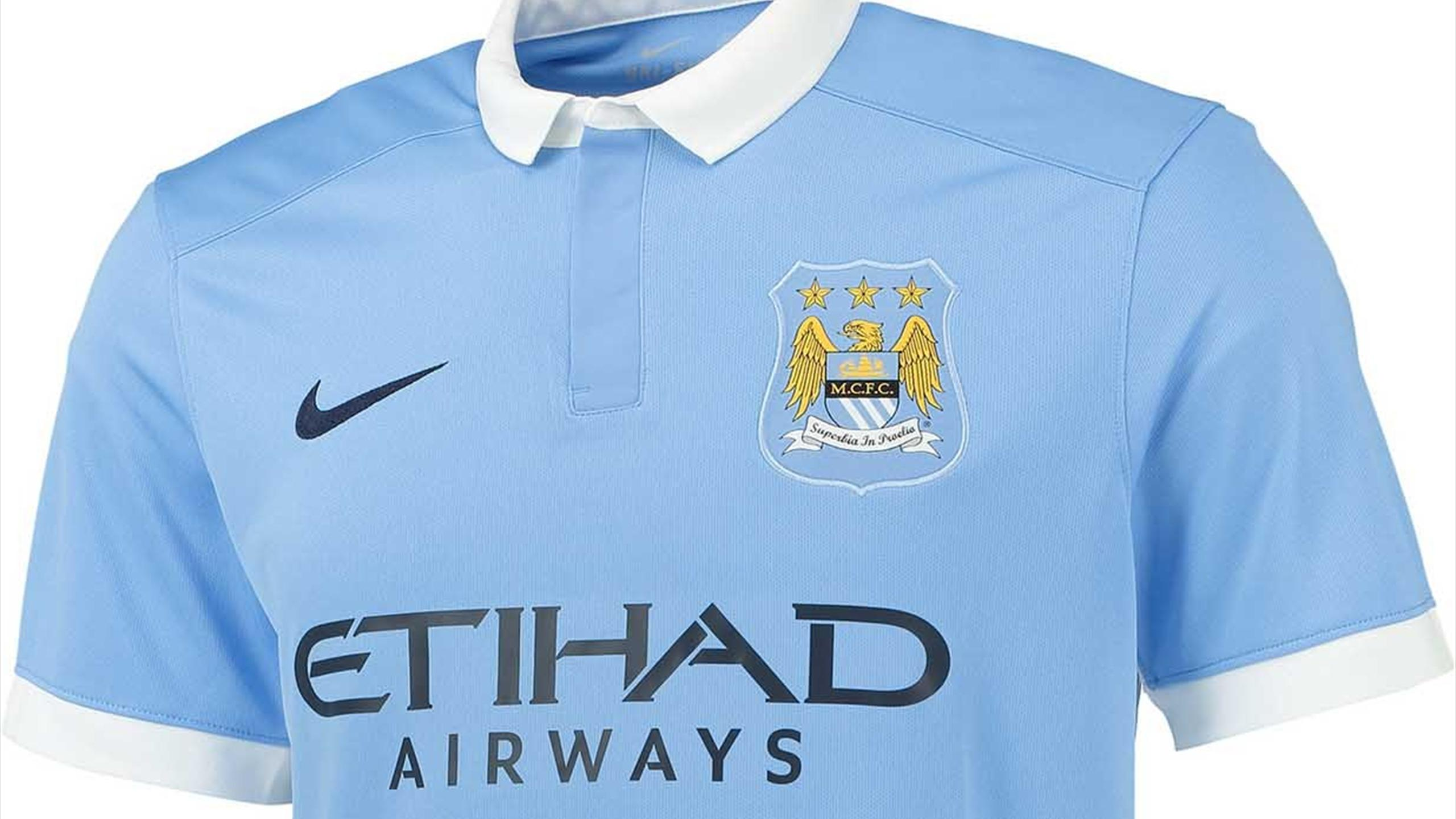 Así vestirán los equipos de la Premier League 2015 16 - Eurosport ... eac8dfe125791