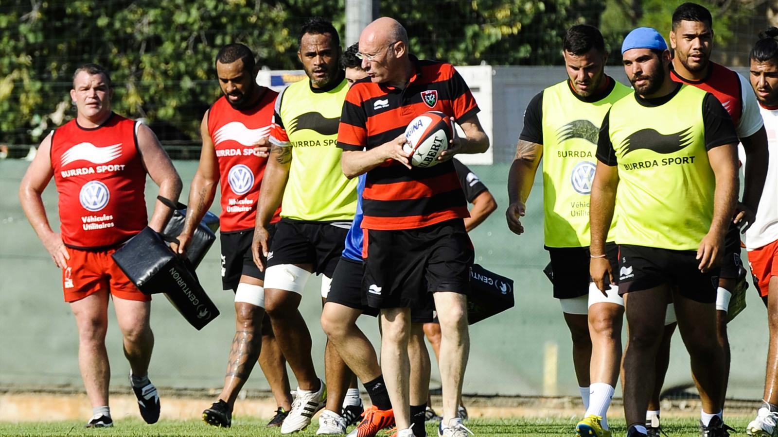 Bernard Laporte (Toulon) - 16 juillet 2015
