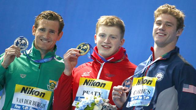Two more golds put Great Britain top of the medal standings