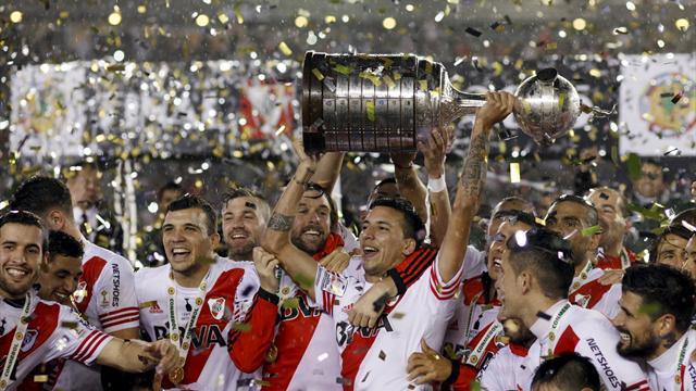 Libertadores'te şampiyon River Plate