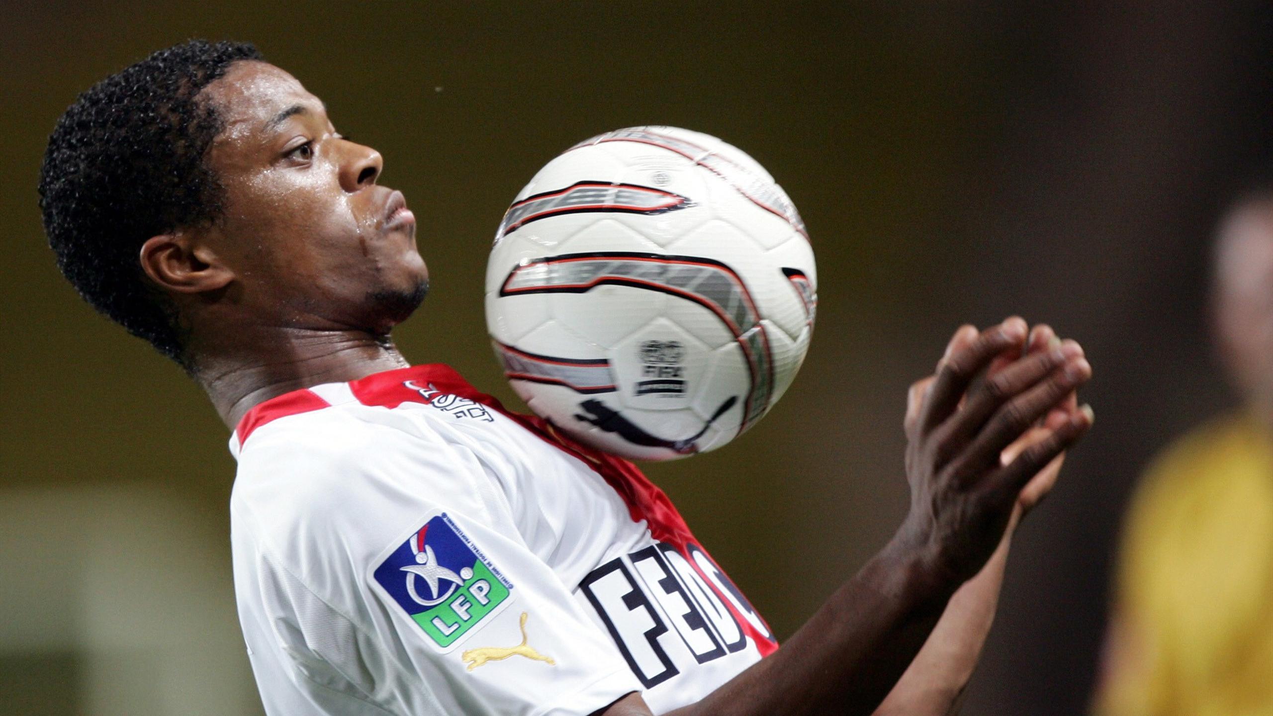 Patrice Evra a fait les beaux jours de Monaco