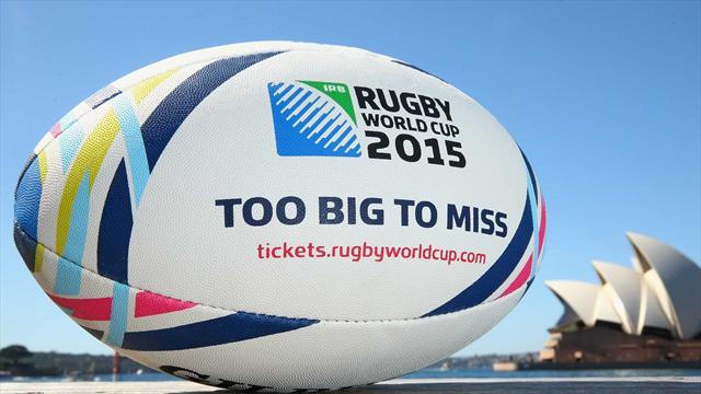 Todo sobre el Mundial de Rugby 2015