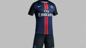 Maillot PSG domicile 2015-2016