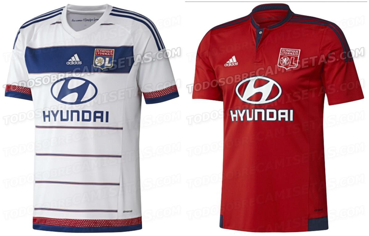 Формы Лиги 1 – Лион