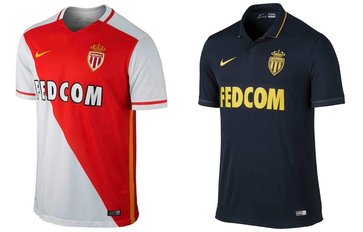 Формы Лиги 1 – Монако