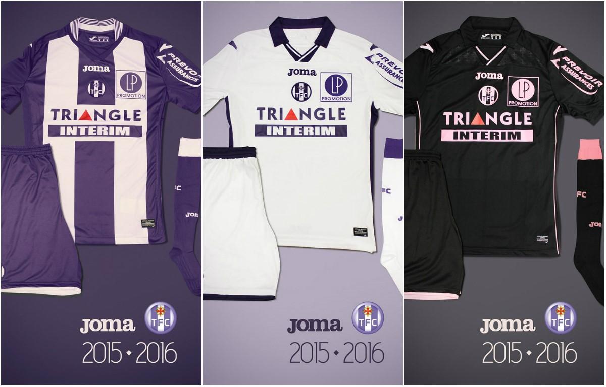 Формы Лиги 1 –  Тулуза