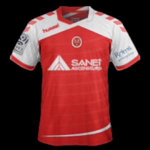 Maillot de Reims, saison 2015-2016