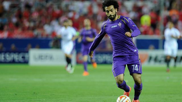 «Фиорентина» требует у «Челси» компенсацию за уход Мохамеда Салаха