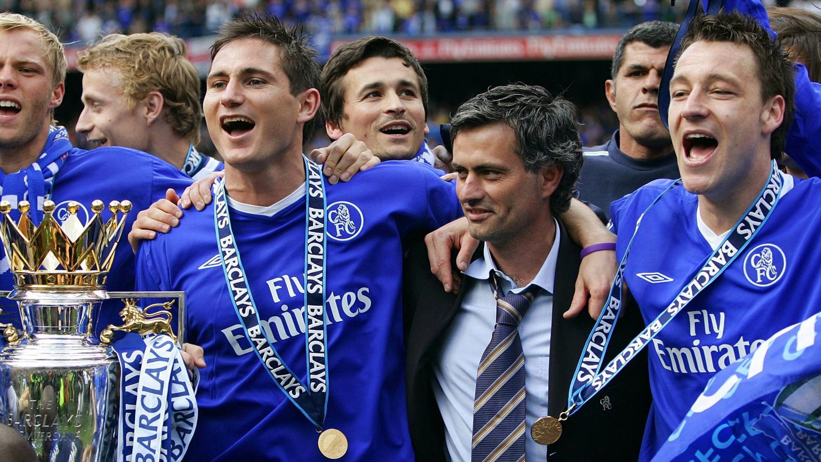 Image result for mourinho chelsea 2004