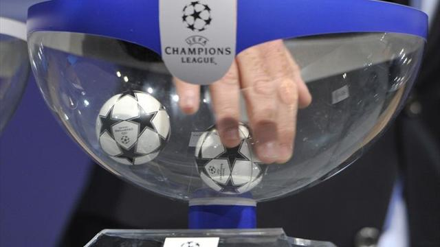 Sorteggio delle semifinali di Champions in diretta tv e Live-Streaming